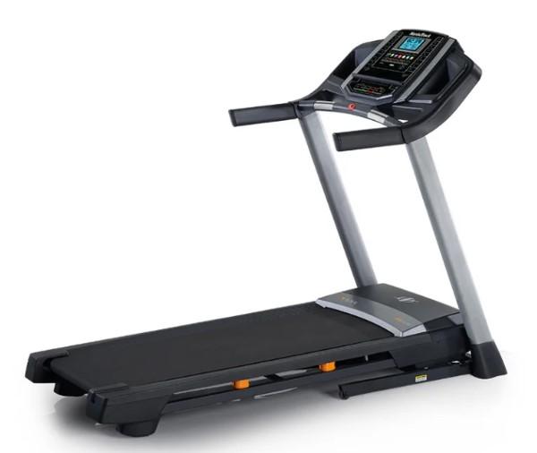 Das NordicTrack Laufband  bietet alles, was Sie für ein angenehmes Training benötigen